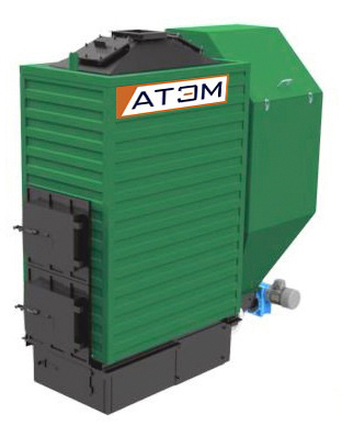 Котлы на щепе GBm (КВм-Д), мощностью 100-200 КВт