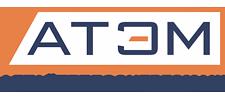 Логотип АТЭМ