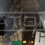 Бункер топлива с ворошителем для водогрейного котла на щепе серии КВм-Д