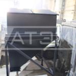 Бункер топлива для водогрейного котла на щепе серии КВм-Д