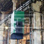 Механизированный водогрейный котел серии КВм-Д, мощностью 0,1МВт